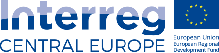 Logo Interreg Central Europe