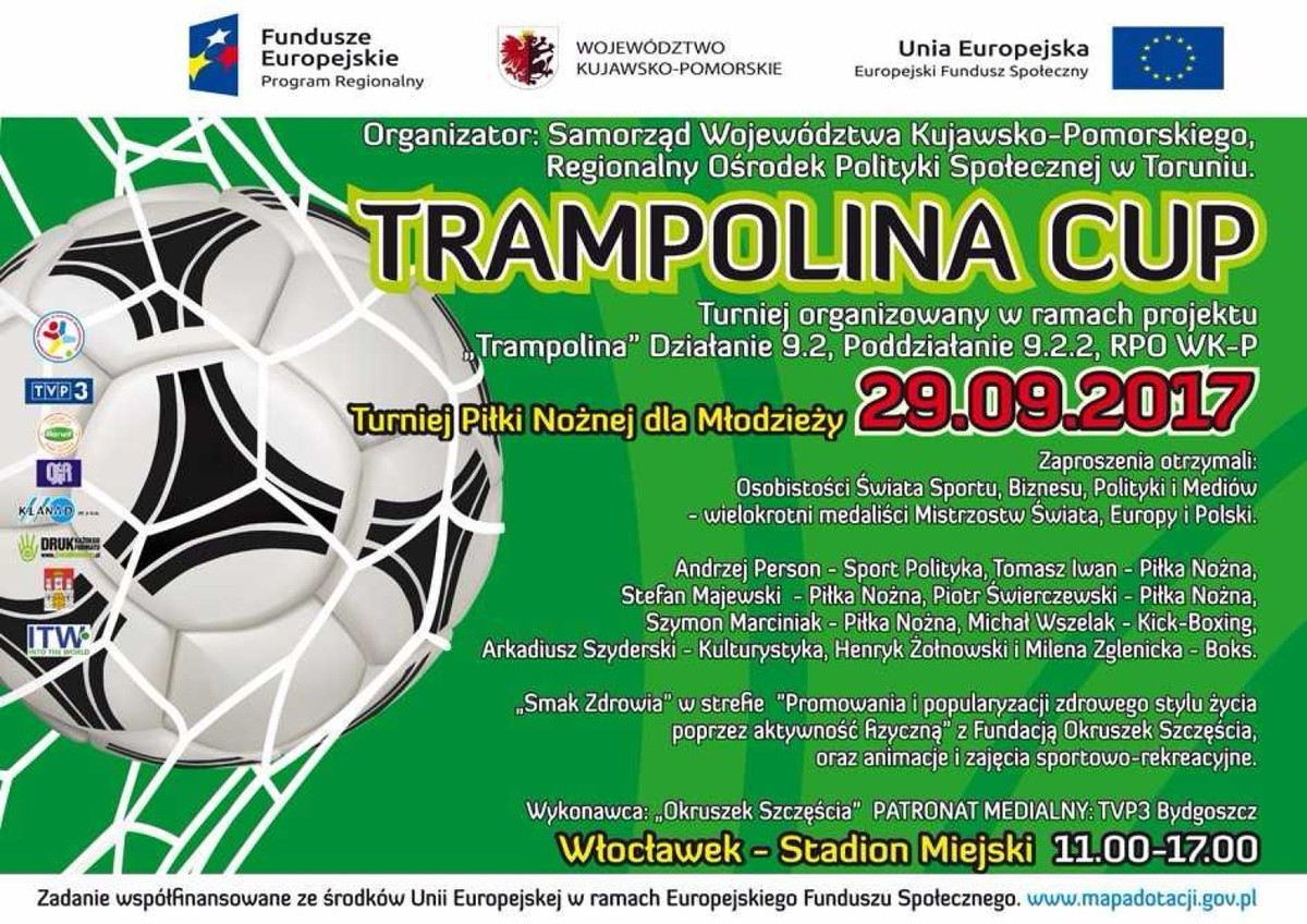 Plakat Trampolina CUP