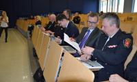 """VII Kujawsko-Pomorska Olimpiada Wiedzy o Bezpieczeństwie pn. """"Bezpieczny i Przyjazny Region"""""""