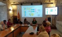 Spotkanie z sekretarzem Zarządzania Terytoriami Edukacyjnymi w Gironie