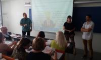 Wykład - Universitat Pompeu Fabra  w Barcelonie