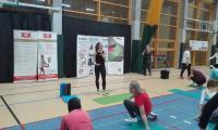 Ćwiczenia dla nauczycieli wychowania fizycznego z fitness. oraz crossfit