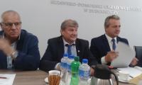 Członkowie prezydium K-P WRDS