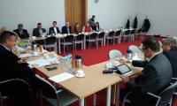 IX Posiedzenie Prezydium Kujawsko - Pomorskiej Wojewódzkiej Rady Dialogu Społecznego