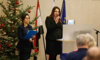 Spotkanie w Urzędzie Marszałkowskim na temat nowych możliwości i form współpracy w działalności na rzecz seniorów, fot. Mikołaj Kuras