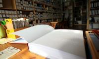 Biblioteka w bydgoskim Ośrodku Braille'a, fot. Piotr Ulanowski/freepress.pl dla UMWKP