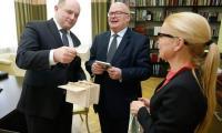 Spotkanie z ambasadorem Thomasem M. Buchsbaumem, fot. Mikołaj Kuras dla UMWKP
