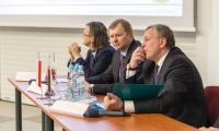 Spotkanie w siedzibie Toruńskiej Agencji Rozwoju Regionalnego, fot. Szymon Zdziebło/tarantoga.pl dla UMWKP