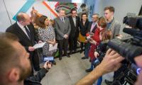 Spotkanie Europejskiej  Federacja Dróg Świętego Jakuba z Composteli w Toruniu, fot. Szymon Zdziebło/tarantoga.pl dla UMWKP