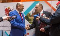 """Konferencja """"Plan dla Europy w kontekście zrównoważonego rozwoju regionów"""", fot. Szymon Zdziebło/tarantoga.pl dla UMWKP"""