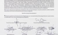 Akt erekcyjny z podpisami, fot. Szymon Zdzieblo/tarantoga.pl dla UMWKP
