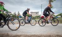 Ścieżki rowerowe, które powstaną w ramach RPO mają zachęcić zmotoryzowanych do przesiadki na rower, fot. Szymon Zdziebło/Tarantoga.pl