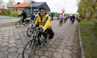Trasa włocławskiego rajdu liczyła około 30 kilometrów i wiodła malowniczymi drogami Gostynińsko-Włocławskiego Parku Krajobrazowego, fot. Mikołaj Kuras