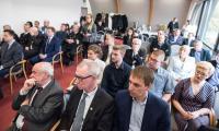 Debata o przyszłości żeglugi śródlądowej w Polsce w Przystani Bydgoszcz, fot. Tymon Markowski