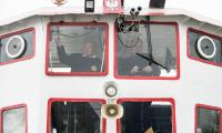 Podczas rejsu z Bydgoszczy do Solca Kujawskiego, fot. Tymon Markowski