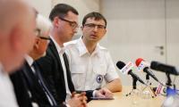 Spotkanie podsumowujące rejs w Urzędzie Marszałkowskim, fot Mikołaj Kuras