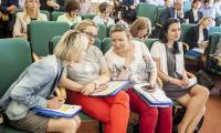 Obrady Komitetu Monitorującego Regionalnego Programu Operacyjnego Województwa Kujawsko-Pomorskiego 2014-2020 w Przysieku, fot. Andrzej Goiński-UMWKP