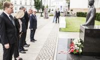 Obchody Raczkiewiczowskie w Toruniu, fot. Andrzej Goiński/UMWKP