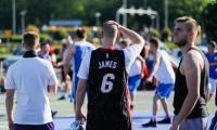 Turniej Kujawsko-Pomorski Basket Nocą odbył się przed Halą Mistrzów we Włocławku, fot. Mikołaj Kuras