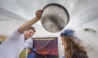 Astrofestiwal w Radziejowie, fot. Szymon Zdziebło/Tarantoga.pl
