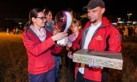 Toruń, Regionalna Fiesta Balonowa w ramach Święta Województwa, fot. Andrzej Goiński
