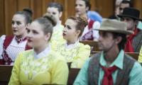 Polonijny Zespół Pieśni i Tańca Wisła w Toruniu, fot. Andrzej Goiński/ UMWKP