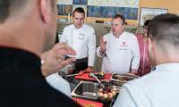 Szkolenie dla kucharzy poświęcone tradycyjnej kuchni myśliwskiej, fot. Tymon Markowski