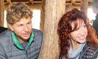 Goście z Włoch podczas wizyty w gminie Inowrocław, fot. Waldemar Zieliński