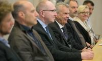 Wizyta gości w Włoch w Urzędzie Marszałkowskim, fot. Jacek Piotrowski