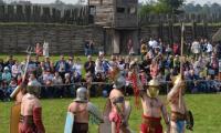 Otwarcie Festynu Archeologicznego, fot. Muzeum Archeologiczne w Biskupinie
