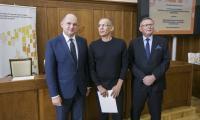 Uroczyste wręczenie umów w ramach Regionalnego Programu Operacyjnego w Urzędzie Marszałkowskim, fot. Andrzej Goiński