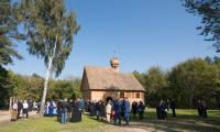 Uroczyste otwarcie zabytkowego kościoła odbyło się 2 października, fot. archiwum MZKiD