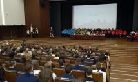 Uroczysta inauguracja roku akademickiego na Uniwersytecie Mikołaja Kopernika w Toruniu, fot. Andrzej Romański