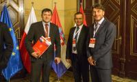 Polsko-Chorwackie Forum Regionów w Toruniu, fot. Szymon Zdziebło/tarantoga.pl dla UMWKP