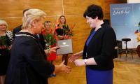 Gala nagród na Dzień Edukacji, fot. Mikołaj Kuras dla UMWKP