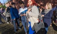 Gęsi na świąteczny obiad w Toruniu, fot. Szymon Zdziebło/tarantoga.pl dla UMWKP