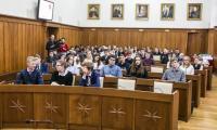 Konkurs wiedzy o Władysławie Raczkiewiczu, fot. Andrzej Goiński