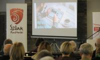 """Konferencja """"Szlak Piastowski – nowe wyzwania – nowe narzędzia marketingowe"""" w Kruszwicy, fot. Agnieszka Komorowska"""