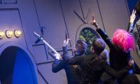 """""""Jacek i Placek na tropie księżyca"""" w włocławskim Centrum Kultury Browar B, fot. Centrum Kultury Browar B"""