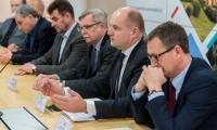 Spotkanie promujące publikację w Urzędzie Marszałkowskim, fot. Łukasz Piecyk