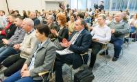 """Konferencja szkoleniowa """"Pszczelarstwo i gospodarka pasieczna szansą na rozwój regionu kujawsko-pomorskiego"""", fot. Łukasz Piecyk"""