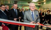 Uroczysta inauguracja nowego angiokardiografu w Wojewódzkim Szpitalu Specjalistycznym we Włocławku, fot. Łukasz Piecyk dla UMWKP