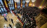 Kujawsko-pomorskie spotkanie opłatkowe, fot. Andrzej Goiński/UMWKP