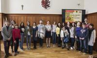 Study Tour to Poland - grupa spotkanie w Urzędzie Marszałkowskim