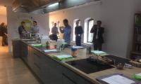 wizyta partnerów projektu NICHE - warsztaty kulinarne