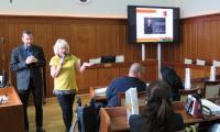 Erasmus+ Przemówienie partnera z Irlandi