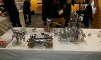 elementy do konstruowania robotów