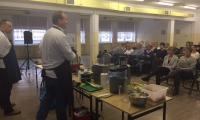 Prezentacja zdrowych i smacznych technologii w szkolnej kuchni