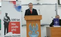 Łukasz Walkusz - dyr. Departamentu Organizacyjnego Urzędu Marszałkowskiego w Toruniu