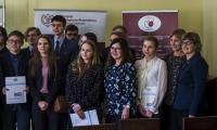Laureaci, jury i organizatorzy konkursu